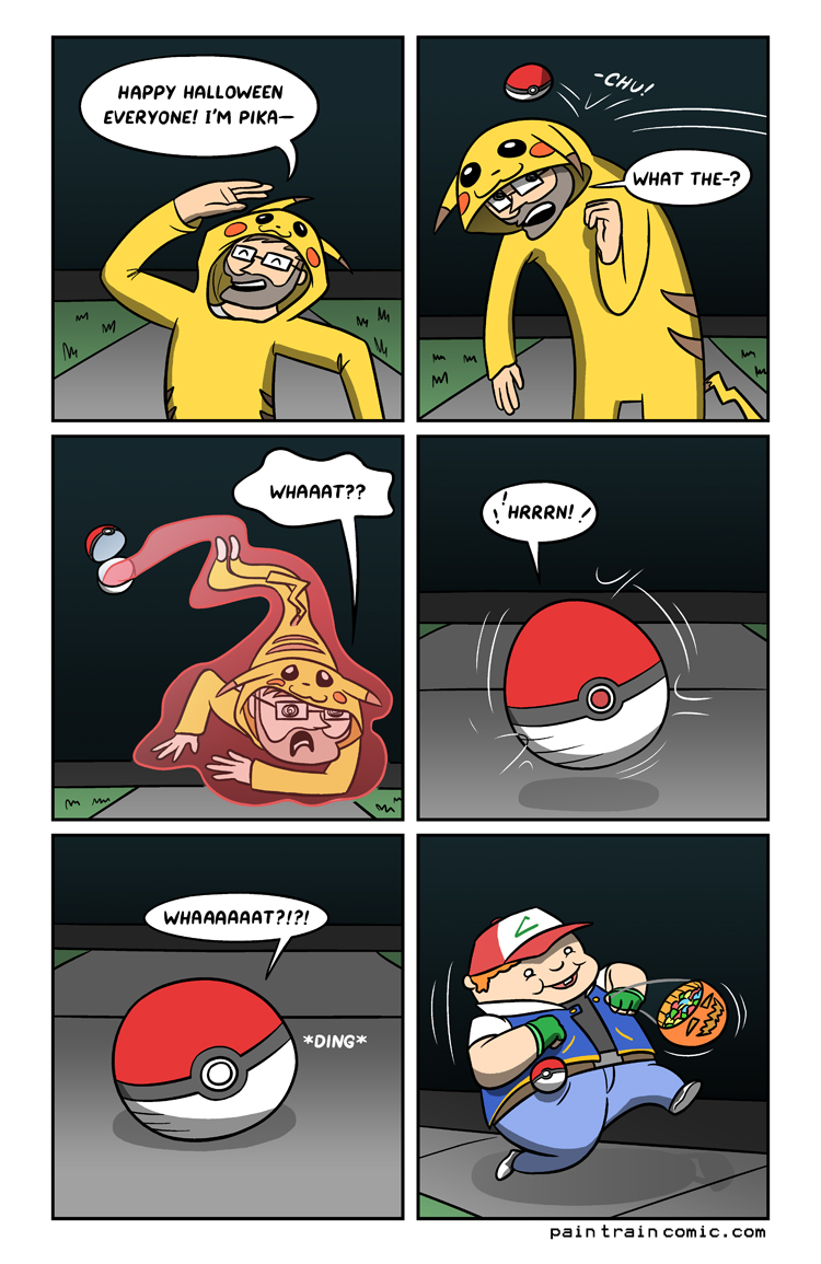 Gotta catch him all